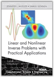 Cover of book Linear and Nonlinear Inverse Problems With Practical Applications